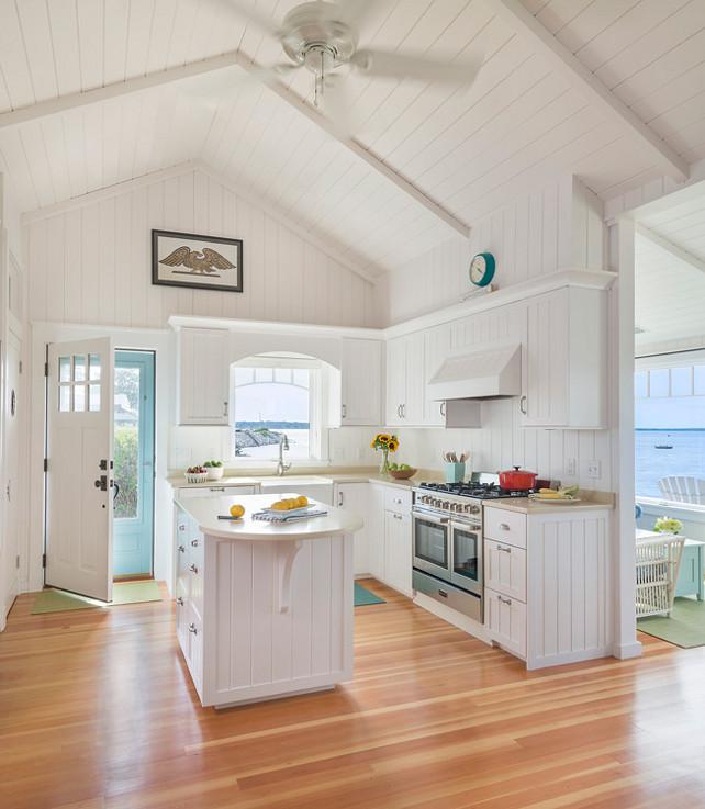 Small Cottage Kitchen Design