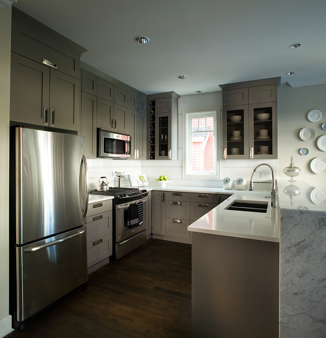 Kitchen Color Ideas Small Kitchens