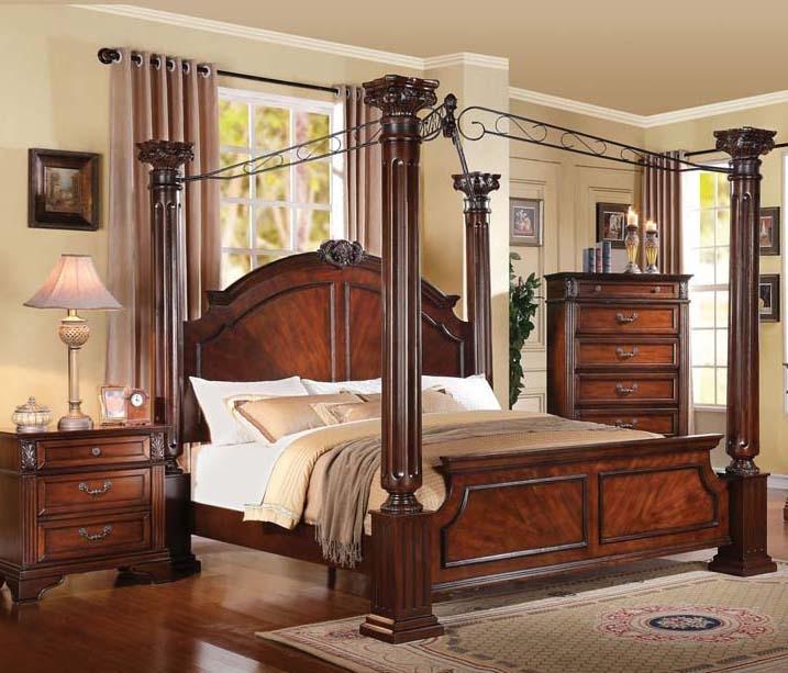 Queen Bedroom Canopy Sets