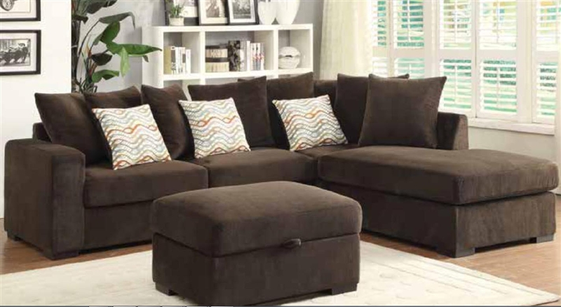 Small Sectional Sofa Microfiber