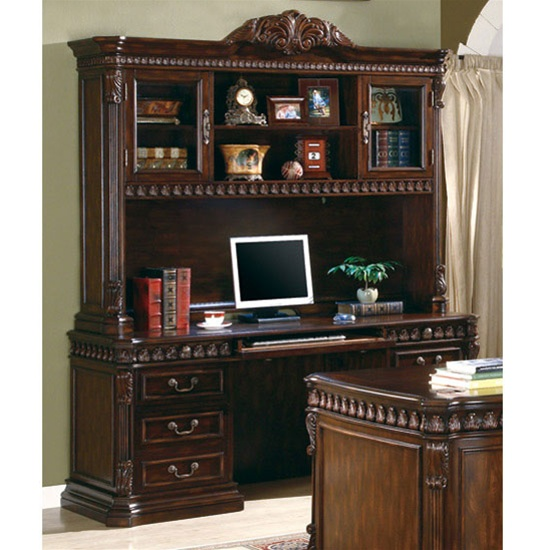 Home Office Computer Credenza