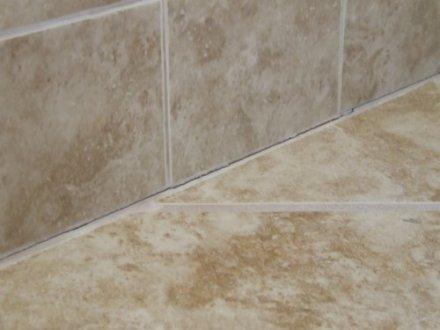 Cracked Grout  Easy DIY Repair For Cracks in Tile Grout Lines Cracked Grout Lines