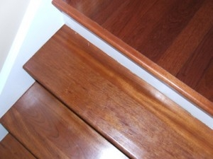 Hardwood To Tile Transition How To Make The Transition | Hardwood Floor To Stair Transition | Porcelain Tile | Molding | Stair Tread | Vinyl Plank | Carpeted Stairs