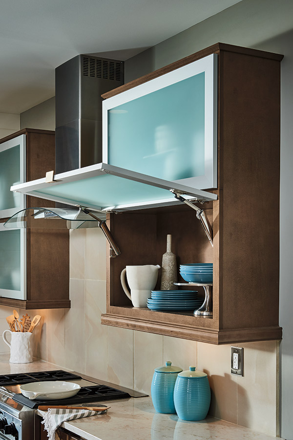Wall Top Hinge Cabinet Homecrest Cabinetry