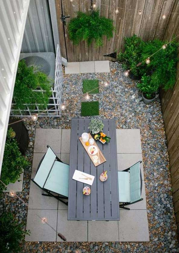 26 Fascinating Ideas For Tiny Courtyards With Big