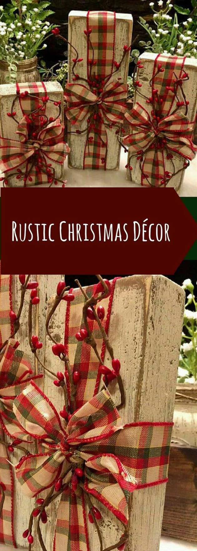 Country Home Holiday Decorating Ideas