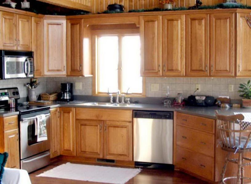 42 Best Kitchen Design Ideas With Different Styles And Layouts     simple kitchen countertops