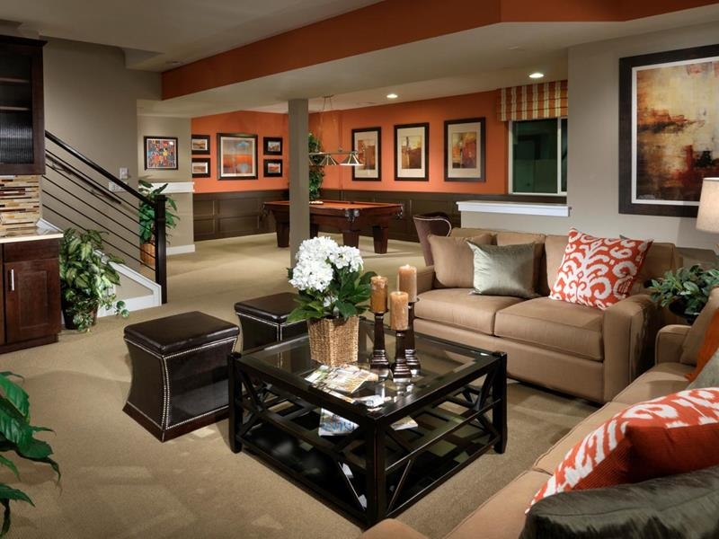27 Luxury Finished Basement Designs Page 3 Of 5