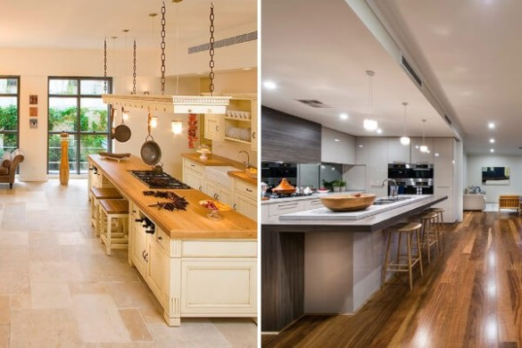 Best Flooring for the Kitchen     A Buyers Guide   HomeFlooringPros com tile versus hardwood
