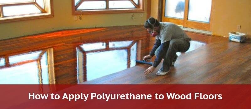 How To Apply Polyurethane To Wood Floors – Ask The Home Flooring Pros   Wood Floor Step Edge   Stair Tread   Staircase   Engineered Hardwood   Trim   Carpeted Stairs
