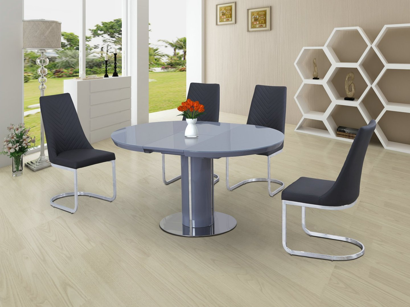 And Table Dining High Chairs Set