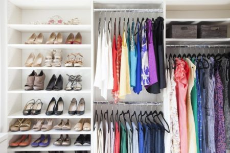 How to Declutter Your Home Fast  A Checklist for the Messy How to Declutter your home fast  use these closet organizing tips