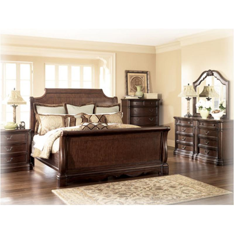 King Sleigh Bed Ashley Furniture