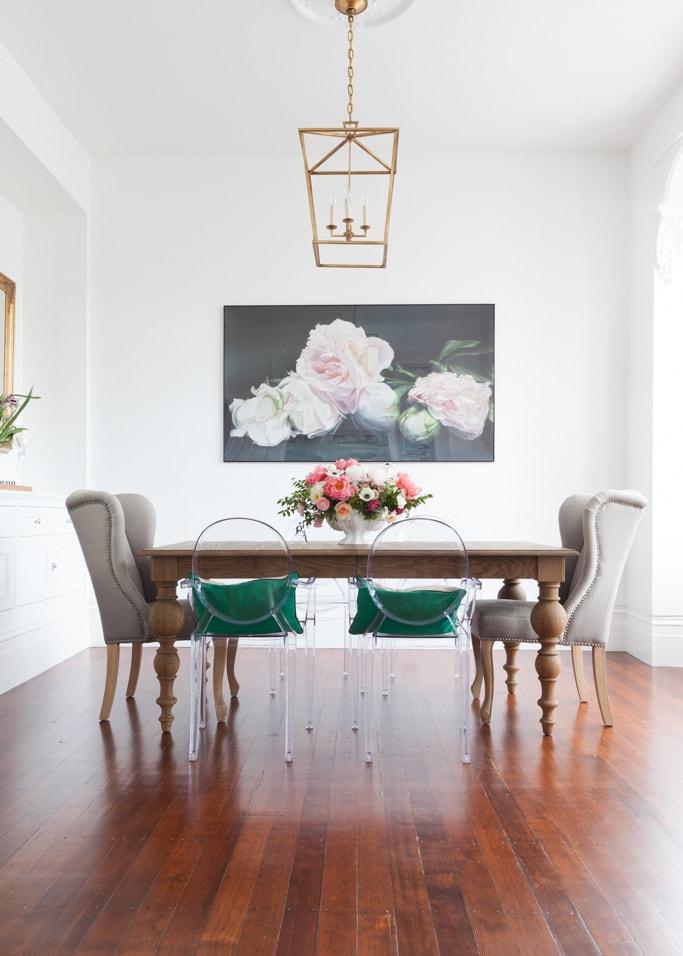 17 Stunning Ghost Chair Inspirations Homelovr
