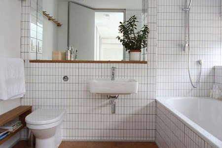 How to Design a Bathroom in a Small Space   Home n Gardening Tips bathroom design small space How to Design a
