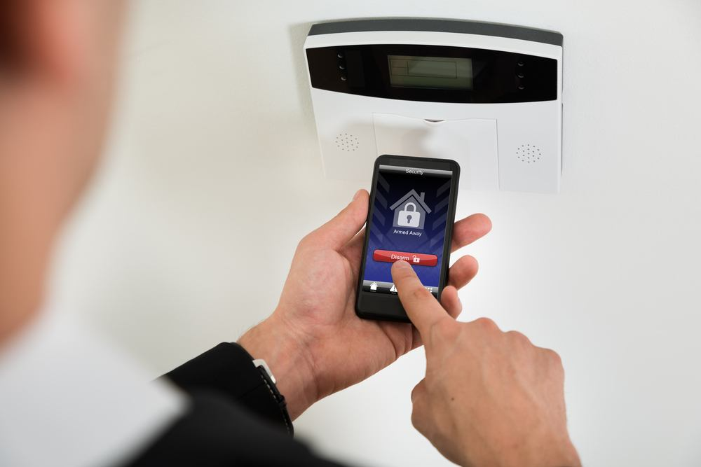 Monitored Home Security Systems