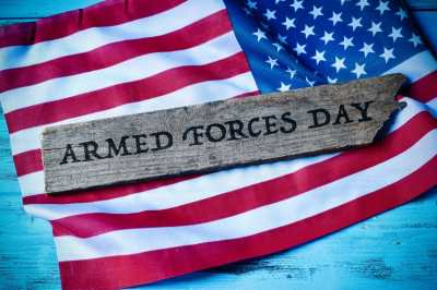 Celebrating Armed Forces Day 2018 - Homes for Heroes®