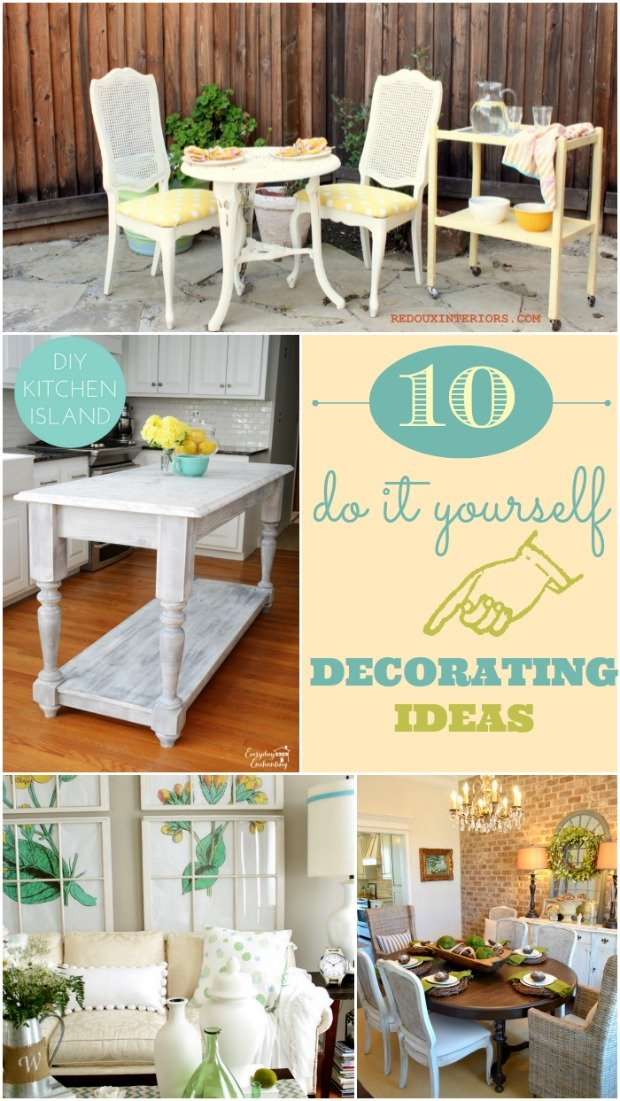Do It Yourself Home Ideas Pinterest