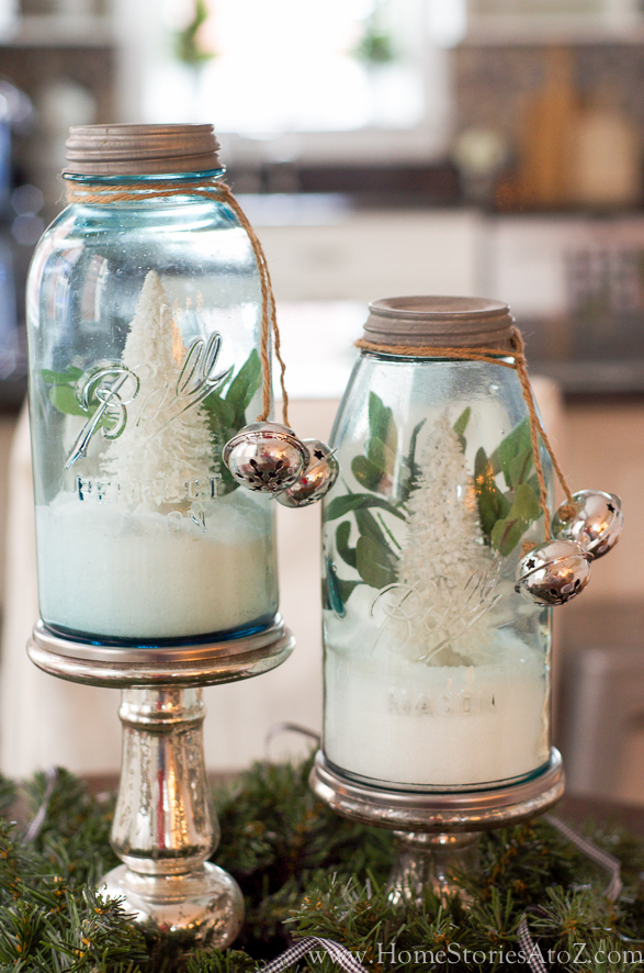 Kitchen Decor Mason Jars