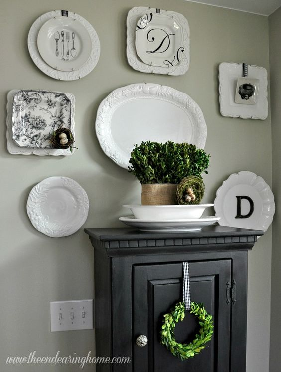 How to Decorate with Plates on a Wall How to decorate a plate wall  Everything you need to know