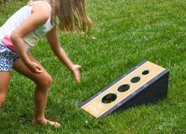Home Outdoor Games