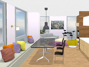 25 Best Online Home Interior Design Software Programs  FREE   PAID     Space Designer 3D Example