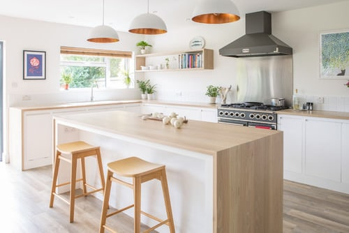 Odd Shaped Kitchen Designs