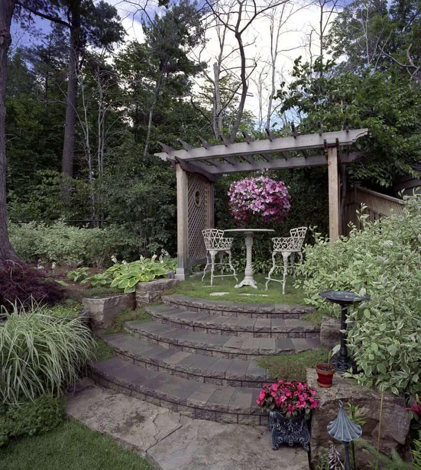 50 Backyard Pergola Ideas Photos