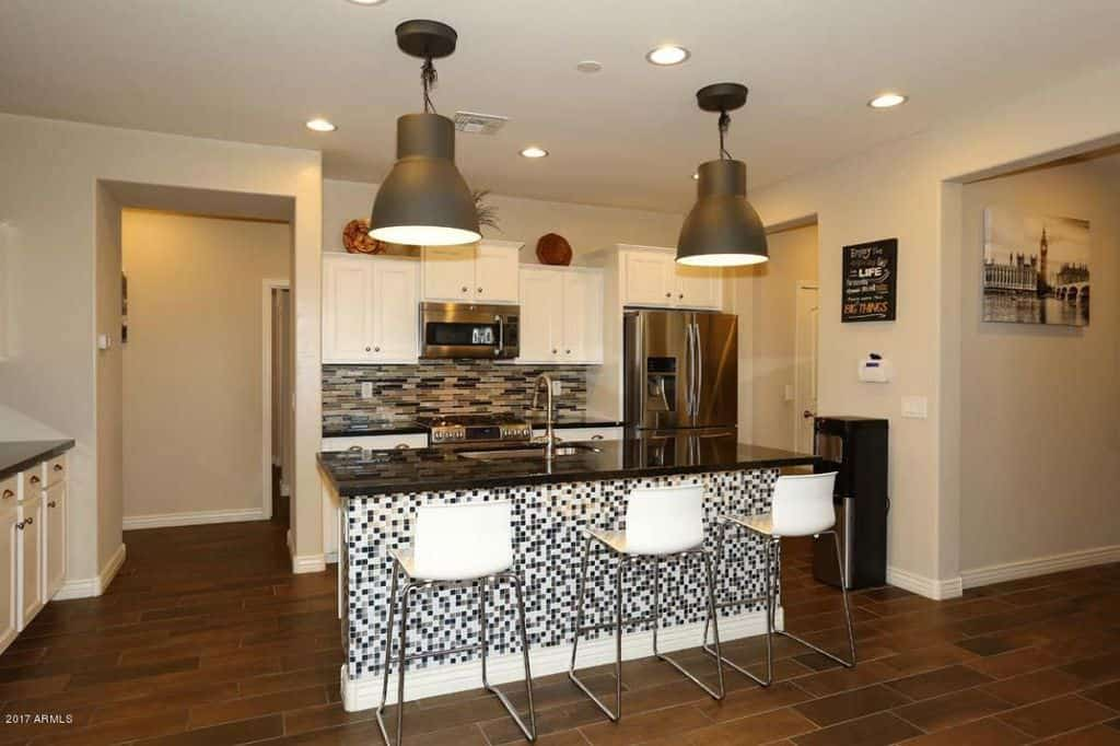 Small House Open Kitchen Designs