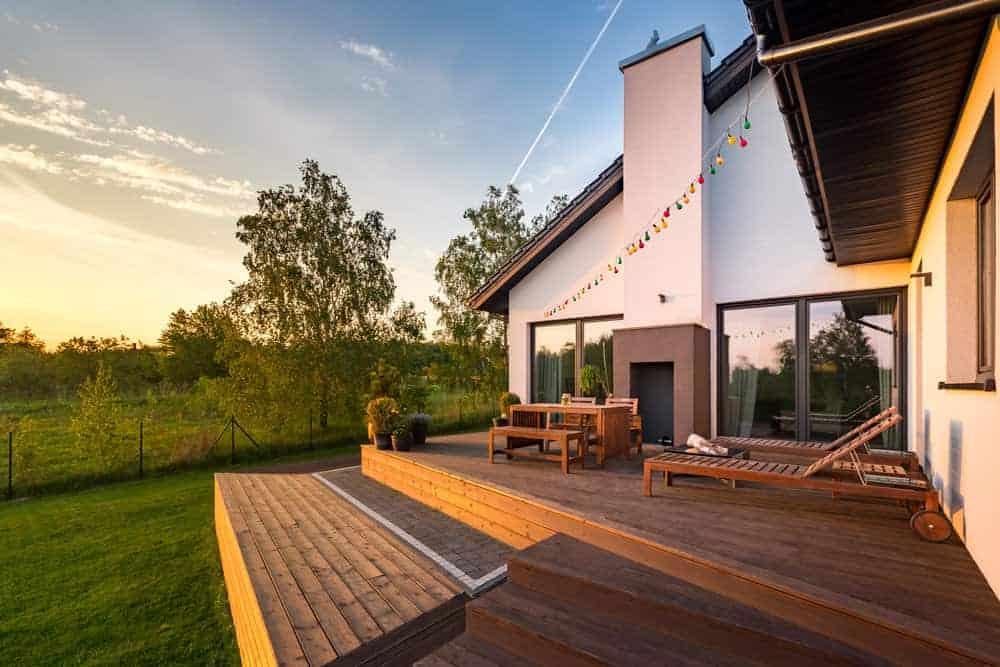 Wood Deck Styles