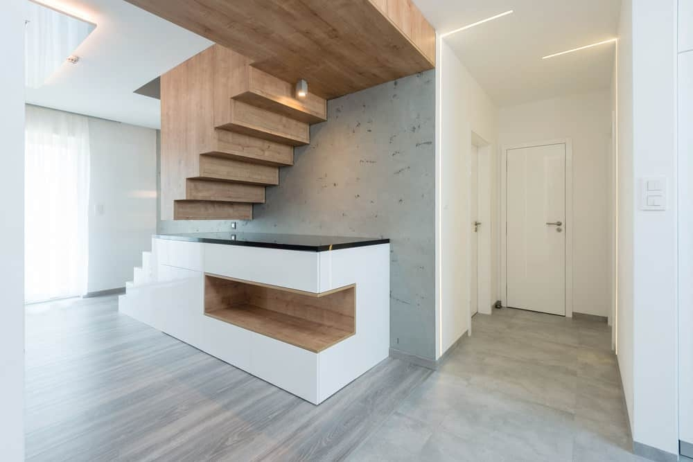50 Cool Modern Staircase Ideas Photos | Designs Of Stairs Inside House | Cool House | Fancy House | House Design Video | House Indoor | Old House
