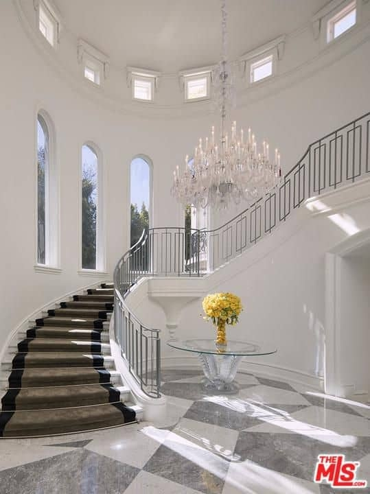 101 Tall 2 Story Ceiling Designs Pictures   Ceiling Design For Stairs Area   Wall Light   Reception   Internal Staircase Wall   Interior   Show Room