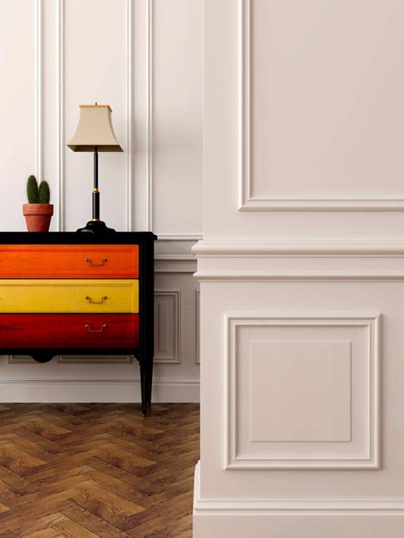 Wainscoting For Interior Walls