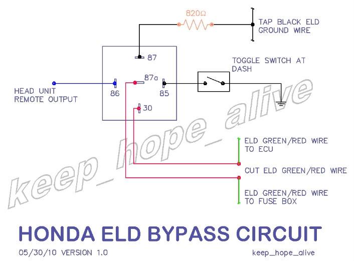 03 Honda Civic Electric Diagram