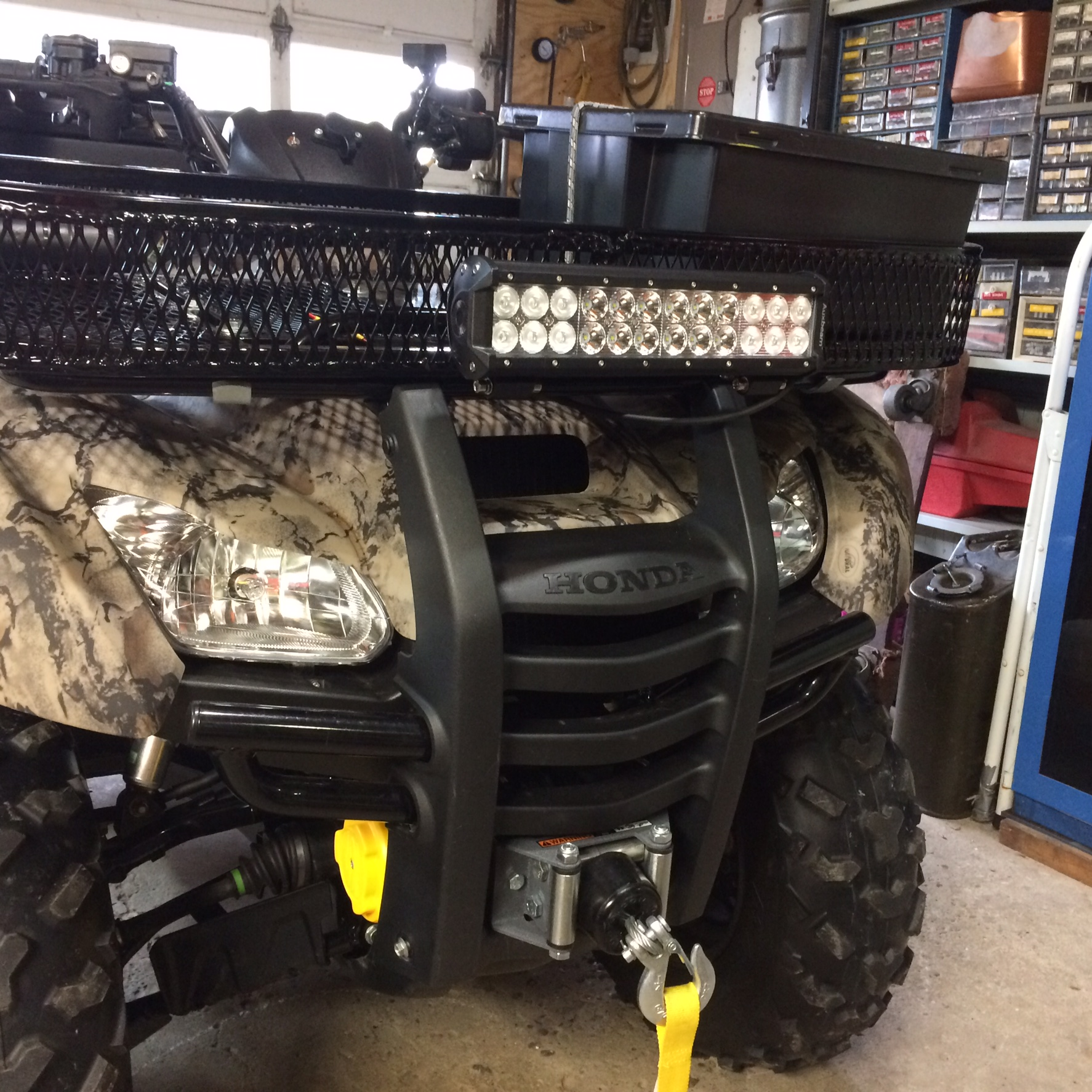 Rigid Light Bars
