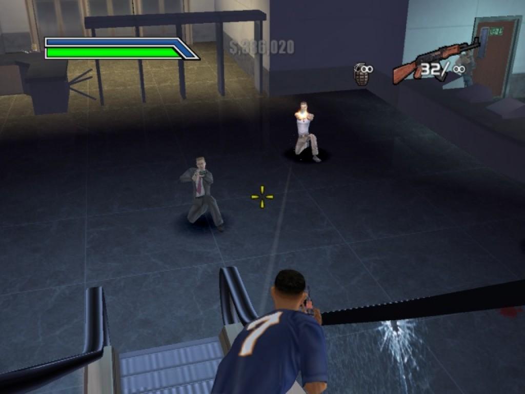 Bad Boys Ii Screenshots Hooked Gamers