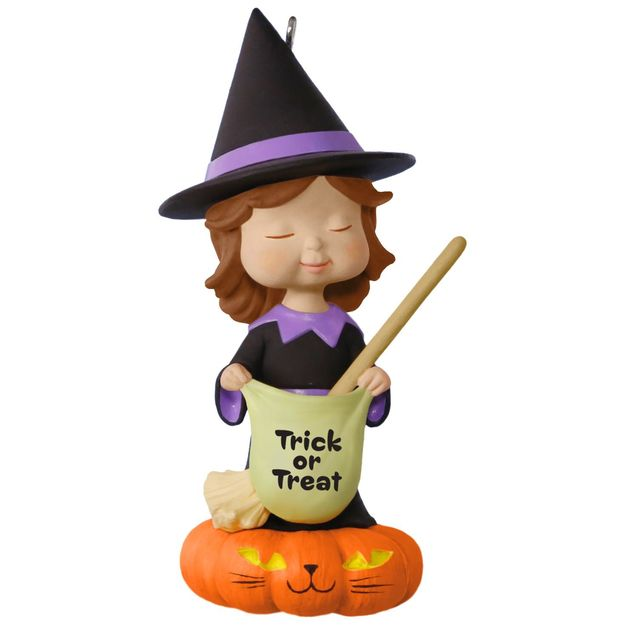 2017 Mary S Angels Sweet Trick Or Treater Hallmark