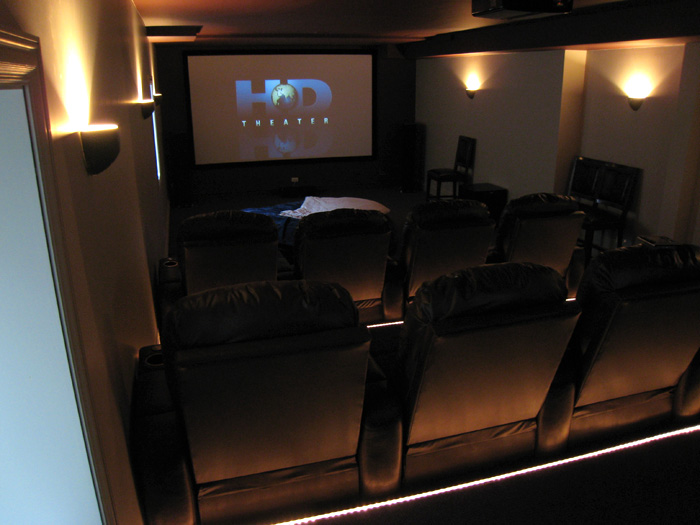 Home Theater Decorations