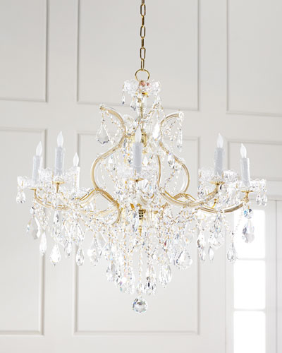 crystal chandelier lighting # 53