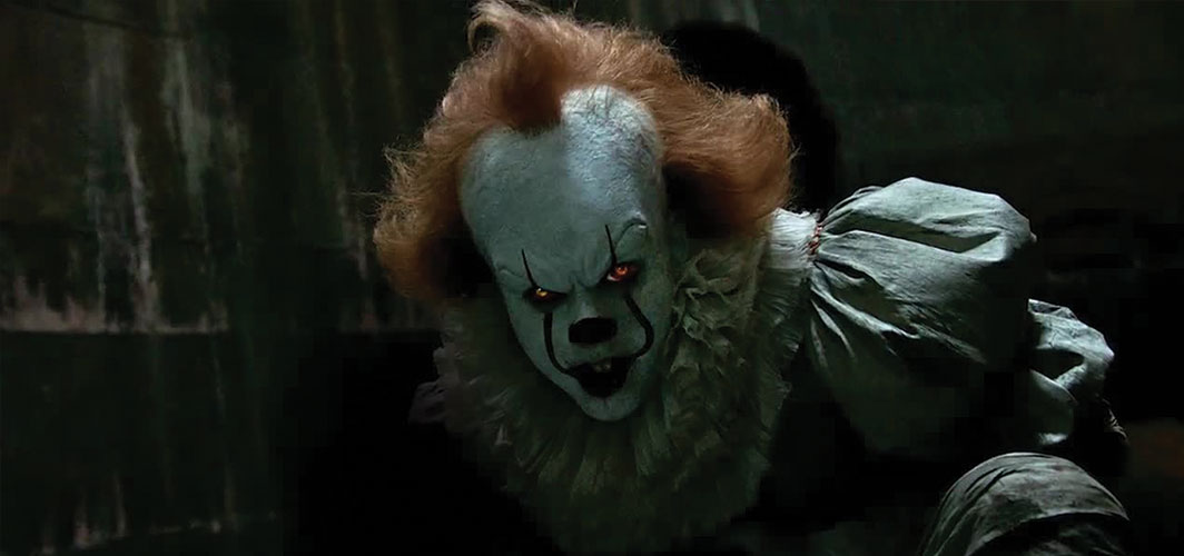 How To Kill Pennywise Horror Land Horror Entertainment