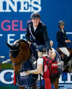 JOS VERLOOY VICTORIOUS IN THE LONGINES GRAND PRIX AT THE LONGINES LOS  ANGELES MASTERS ::.