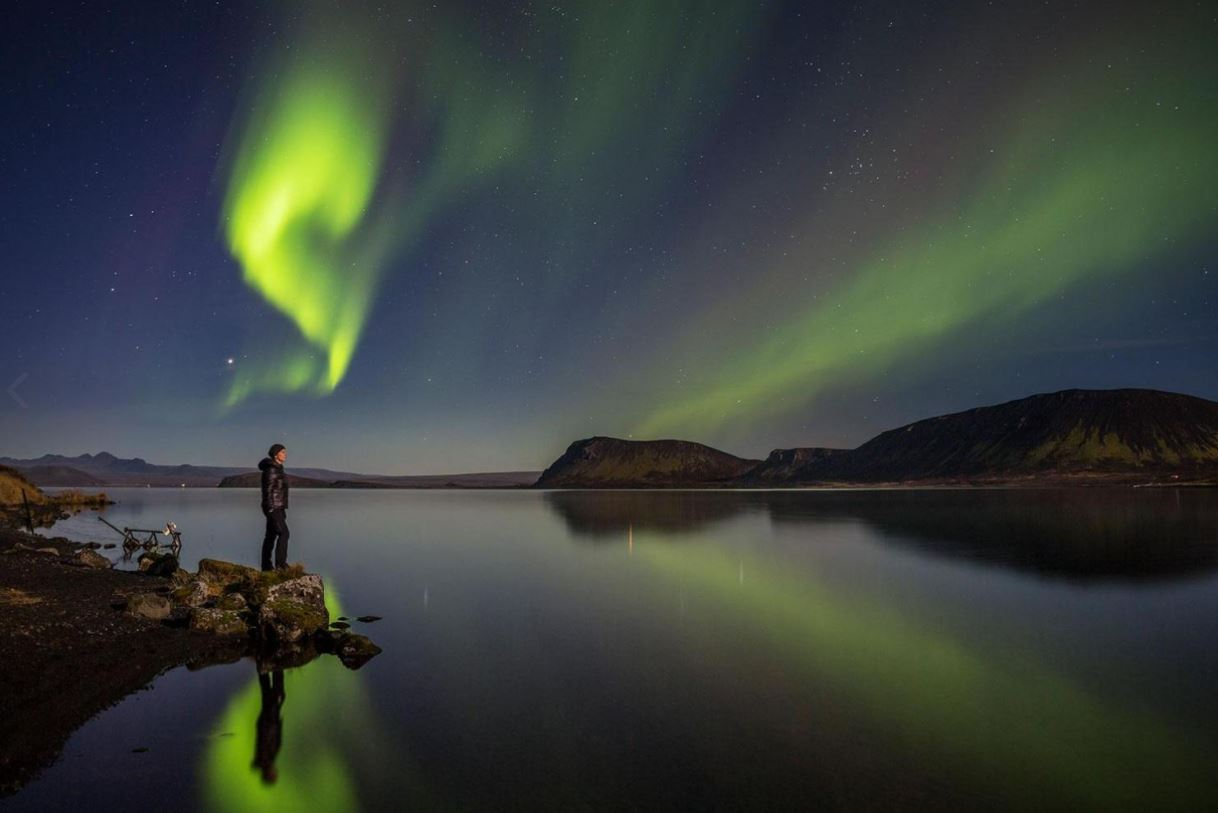 Best Time Year Northern Lights Iceland