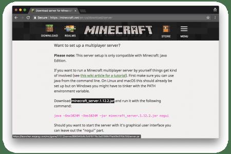 Minecraft Spielen Deutsch Minecraft Vanilla Server Erstellen - Minecraft server erstellen cracked 1 8