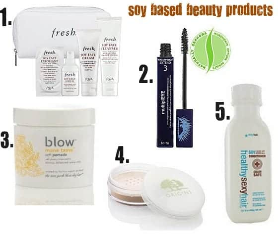 Soy Skin Care Products