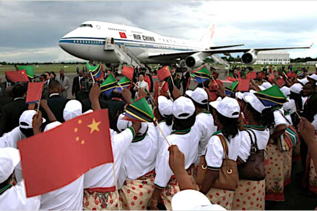 Chinese Leading The Charge To Visiting Africa - Hotel Speak