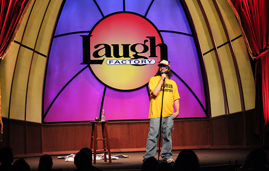 World Famous Laugh Factory Chicago