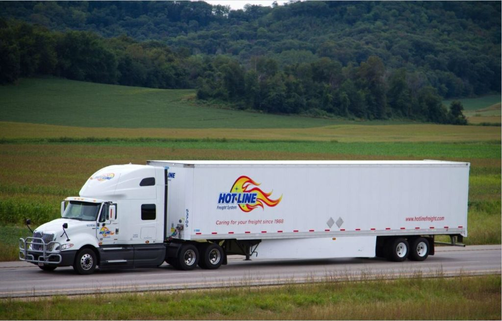 Nationwide Tractor Trailer Driving School