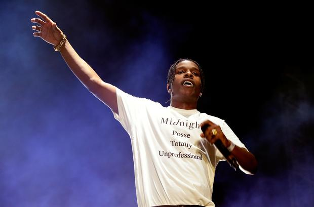 ASAP Rocky Announces Partnership With MTV To Create ...