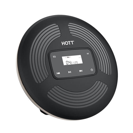 hott cd903 rechargeable touch buttons cd player-01