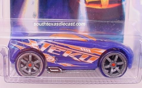 Acceleracers Teku Hot Wheels